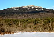 Mount Monadnock from route 124
