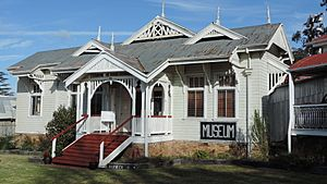Old Stanthorpe Shire Council Chambers
