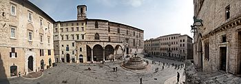 Perugia panoramic