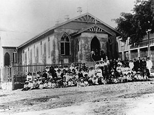 StateLibQld 1 73611 Townsville Baptist Church, 1923