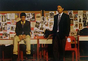 The History Boys at The Doon School