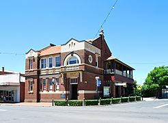 West Wyalong Bank of New South Wales 001