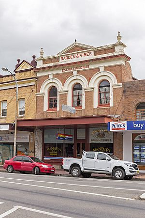 Barden and Ribee Saddlery building on High St in Maitland.jpg