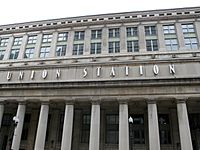 Chicago Union Station facade
