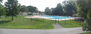 Marsh Creek State Park pool