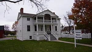 Maumee OH - Woolcott House