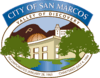 Official seal of San Marcos, California