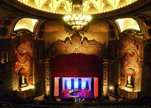 St. George Theater, Staten Island, New York