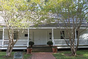 Sterne-Hoya House Museum and Library, Nacogdoches, TX IMG 3998