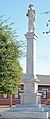 Confederate Memorial, Waycross, GA, US