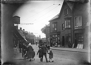 Donnybrook Village 1927