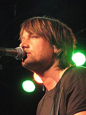 Keith Urban, March 2007