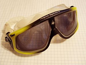 Seal Swim Goggles