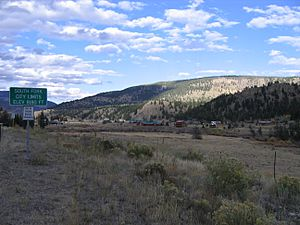 South Fork, Colorado outskirts