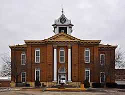 Stoddard County Courthouse, February 2014