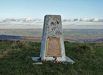 Triangulation Pillar, Merryton Low.jpg