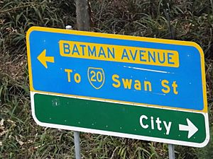 Batman Avenue