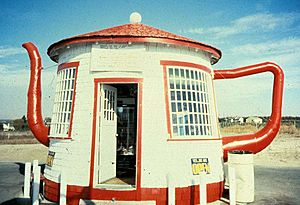 Teapot Dome Service Station