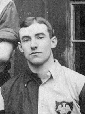 Charles Tate Regan Queens' College Cambridge Football Team 1900-1901