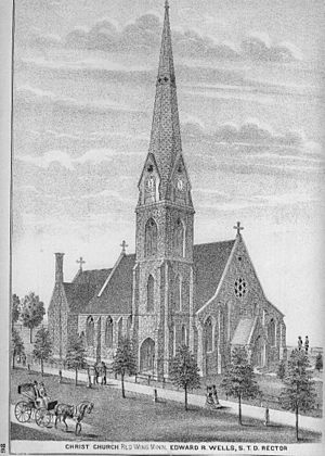Christ Church Red Wing 1874