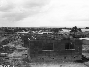 Queensland State Archives 1699 Housing Commission Coopers Plains Brisbane October 1952
