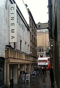 Tyneside Cinema, Feb 2010