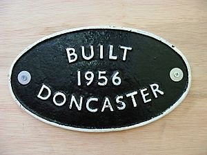 Built in Doncaster