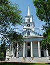 First Parish Unitarian Church