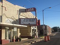 Luna Theater in Clayton, NM IMG 4954
