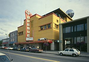 4th Avenue Theater color