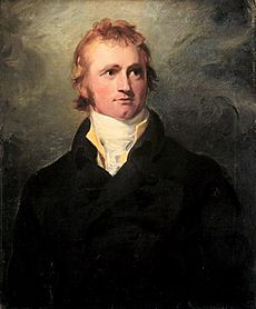Alexander MacKenzie by Thomas Lawrence (c.1800)