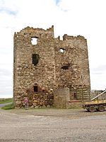 Eden Castle near Banff - geograph.org.uk - 555861.jpg