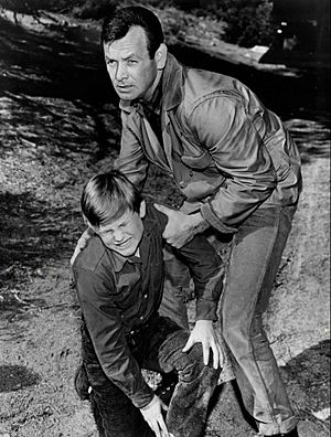 Kurt Russell David Janssen The Fugitive