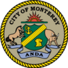 Official seal of City of Monterey