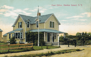 Post Office, Shelter Island, NY