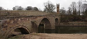 Ringley old bridge