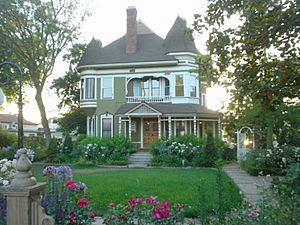 Victorian Historical House