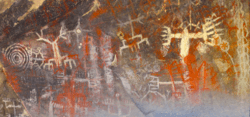 Chumash-Paintings-Simi-Valley