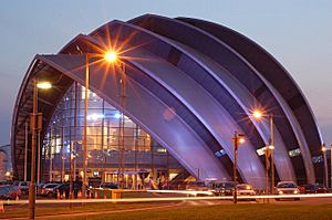 Clyde Auditorium, Glasgow