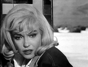 Marilyn Monroe in The Misfits trailer 2