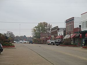Another view of downtown Idabel, OK IMG 8501