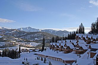 Big Sky Resort in 2006