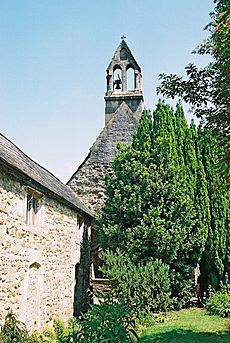 Glastonbury Magdalene Chapel