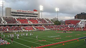 Kenneth P LaValle Stadium