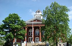 Lincoln County Courthouse (Stanford, Kentucky)