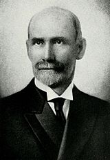 Sawyer, Washington namesake, William P. Sawyer