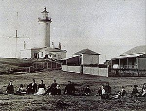 Cape St George historic