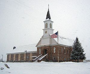 LDS Church, Loa, Utah