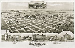 Old map-Seymour-1890