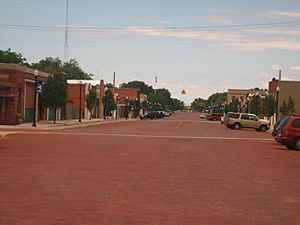 Panhandle, Texas, downtown IMG 0645
